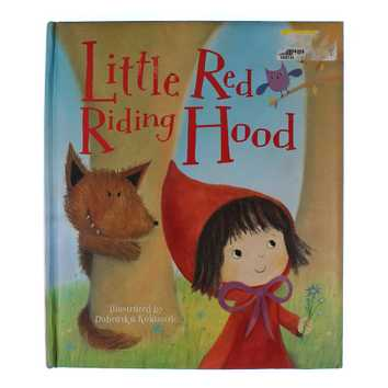 Book: Little Red Riding Hood for Sale on Swap.com