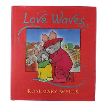 Book: Love Waves for Sale on Swap.com