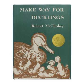 Book: Make Way For Ducklings for Sale on Swap.com