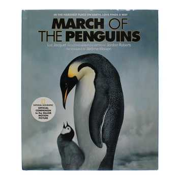Book: March of the Penguins for Sale on Swap.com