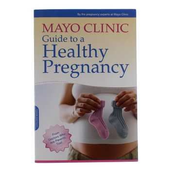 Book: Mayo Clinic Guide To A Healthy Pregnancy for Sale on Swap.com