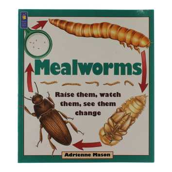 Book: Mealworms for Sale on Swap.com