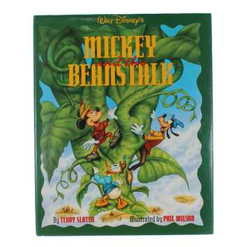 Book: Mickey And The Beanstalk for Sale on Swap.com