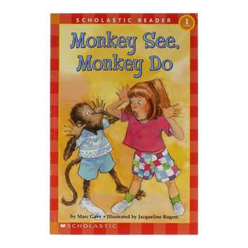 Book: Monkey See, Monkey Do for Sale on Swap.com