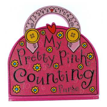 Book: My Pretty Pink Counting Purse for Sale on Swap.com
