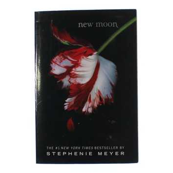 Book: New Moon for Sale on Swap.com