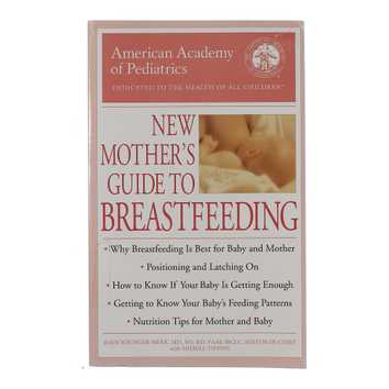 Book: New Mother's Guide To Breastfeeding for Sale on Swap.com