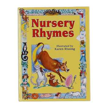 Book: Nursery Rhymes for Sale on Swap.com