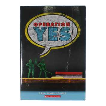Book: Operation Yes for Sale on Swap.com