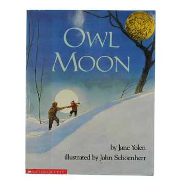 Book: Owl Moon for Sale on Swap.com