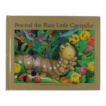 Book: Percival The Plain Little Caterpillar for Sale on Swap.com