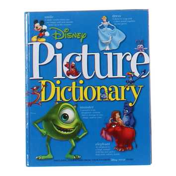 Book: Picture Dictionary for Sale on Swap.com