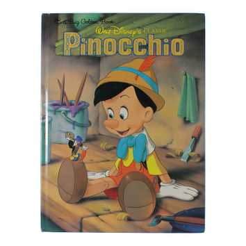 Book: Pinocchio for Sale on Swap.com