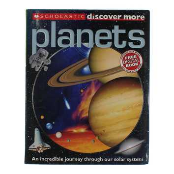 Book: Planets for Sale on Swap.com