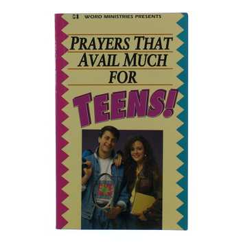 Book: Prayers That Avail Much For Teens for Sale on Swap.com