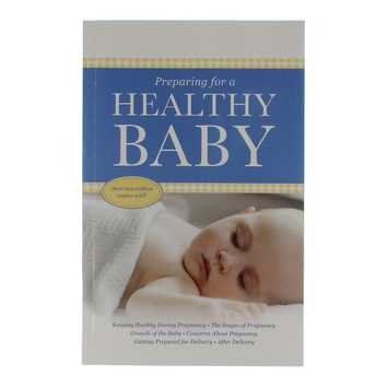 Book: Preparing For a Healthy Baby for Sale on Swap.com