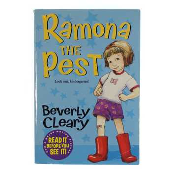 Book: Ramona The Pest for Sale on Swap.com