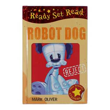 Book: Ready Set Read: Robot Dog for Sale on Swap.com