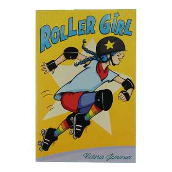 Book: Roller Girl for Sale on Swap.com