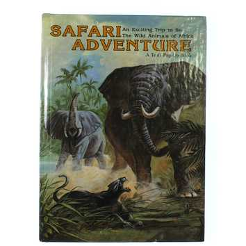 Book: Safari Adventure for Sale on Swap.com