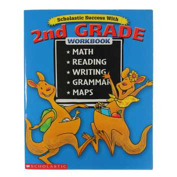 Book: Scholastic Success With 2nd Grade for Sale on Swap.com