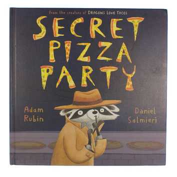 Book: Secret Pizza Party for Sale on Swap.com