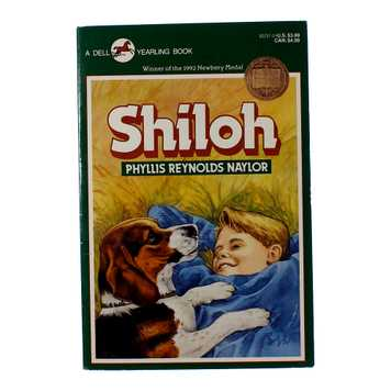 Book: Shiloh for Sale on Swap.com