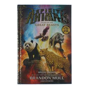 Book: Spirit Animals - Tales of the Great Beasts for Sale on Swap.com