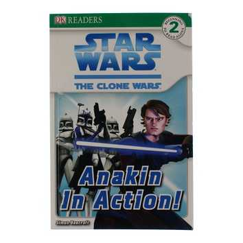 Book: Star Wars The Clone Wars for Sale on Swap.com