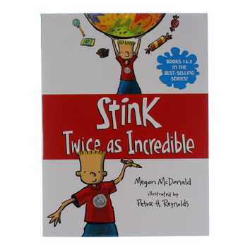 Book: Stink Twice as Incredible for Sale on Swap.com