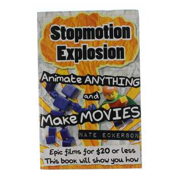 Book: Stopmotion Explosion for Sale on Swap.com