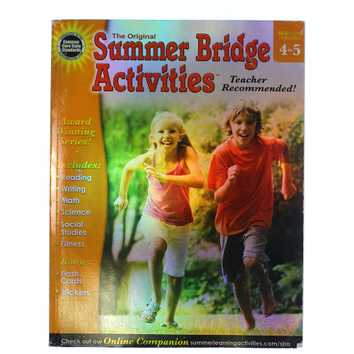Book: Summer Bridge Activities for Sale on Swap.com
