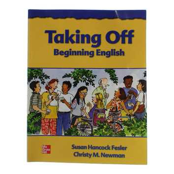 Book: Taking Off Beginning English for Sale on Swap.com