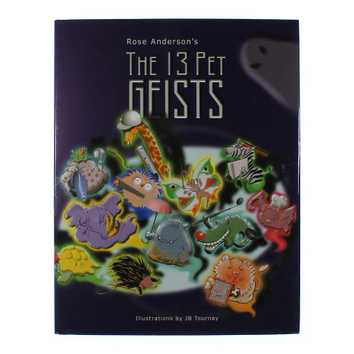 Book: The 13 Pet Geists for Sale on Swap.com