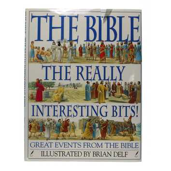 Book: The Bible The Really Interesting Bits! for Sale on Swap.com