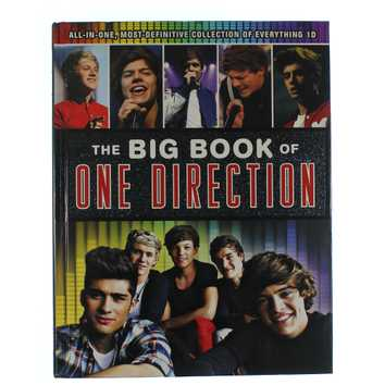 Book: The Big Book of One Direction for Sale on Swap.com