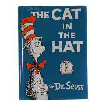 Book: The Cat In The Hat for Sale on Swap.com