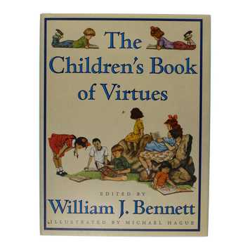 Book: The Children's Book Of Virtues for Sale on Swap.com