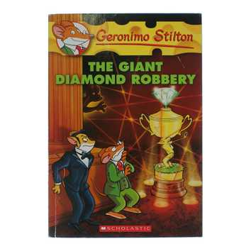 Book: The Giant Diamond Robbery for Sale on Swap.com