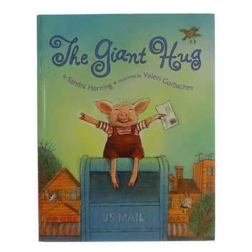 Book: The Giant Hug for Sale on Swap.com