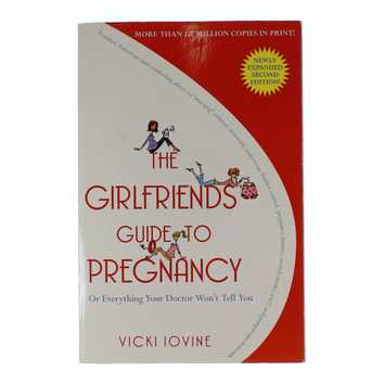 Book: The Girlfriends' Guide to Pregnancy for Sale on Swap.com