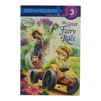 Book: The Great Fairy Race for Sale on Swap.com