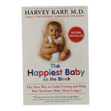 Book: The Happiest Baby on the Block for Sale on Swap.com