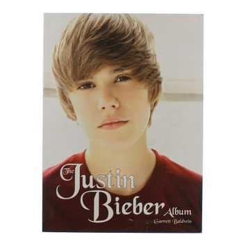 Book: The Justin Bieber Album for Sale on Swap.com