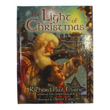 Book: The Light Of Christmas for Sale on Swap.com