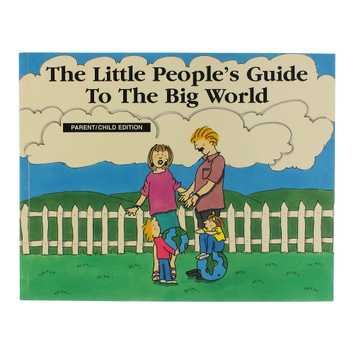 Book: The Little People's Guide To The Big World for Sale on Swap.com