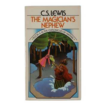 Book: The Magician's Nephew for Sale on Swap.com