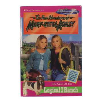 Book: The New Adventures Of Mary-Kate & Ashley for Sale on Swap.com