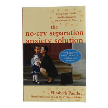 Book: The No-Cry Separation Anxiety Solution for Sale on Swap.com