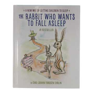 Book: The Rabbit Who Wants To Fall Asleep for Sale on Swap.com